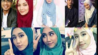 3 Neelofa Inspired Hijab Styles Using Regular Shawls