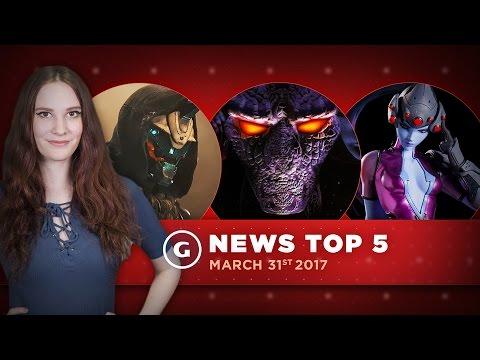 Call Of Duty WW2 Rumors & StarCraft Remaster! - GS News Top 5