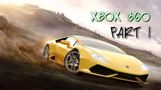 Forza Horizon 2 Xbox 360 Gameplay Part 1 | Welcome To Horizon Europe