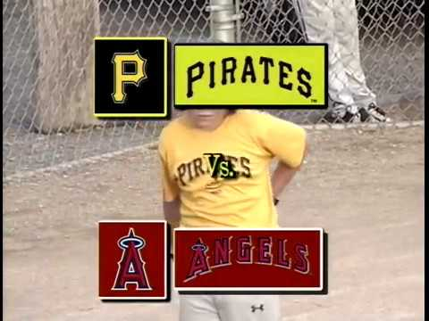 HARC Little(Major) League Division Championship Game Pirates v. Angels 7/14/17