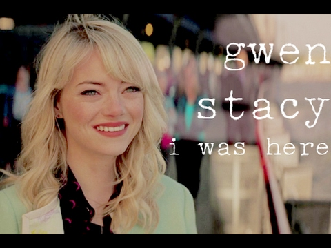 gwen stacy | i was here