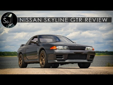 Review Nissan Skyline GTR R32 Learning from the Past