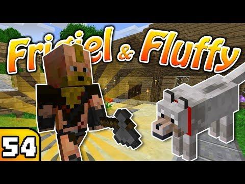 FRIGIEL & FLUFFY : L'INVASION BARBARE   Minecraft - S4 Ep.54