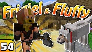 FRIGIEL & FLUFFY : L'INVASION BARBARE | Minecraft - S4 Ep.54