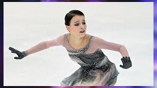 Анна Щербакова срочно снялась с этапа в Москве