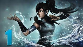 Zagrajmy w The Legend of Korra odc.1 Avatar Korra