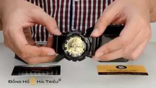 Review Casio - GA-110BR-5ADR [Đồng Hồ Hải Triều]