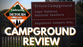 Frisco Campground Review / Outer Banks, NC - RV Living