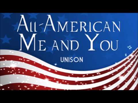 All American Me and You - FULL PERF.