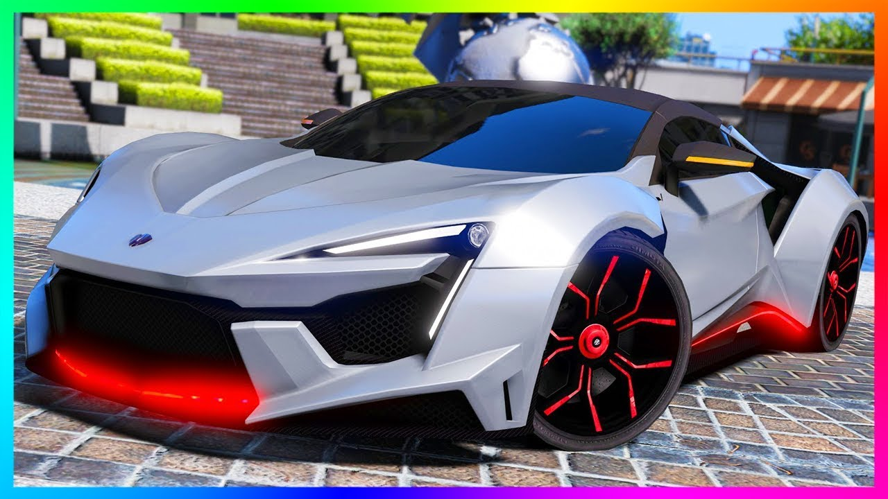 Best Super Car To Get Gta  Online