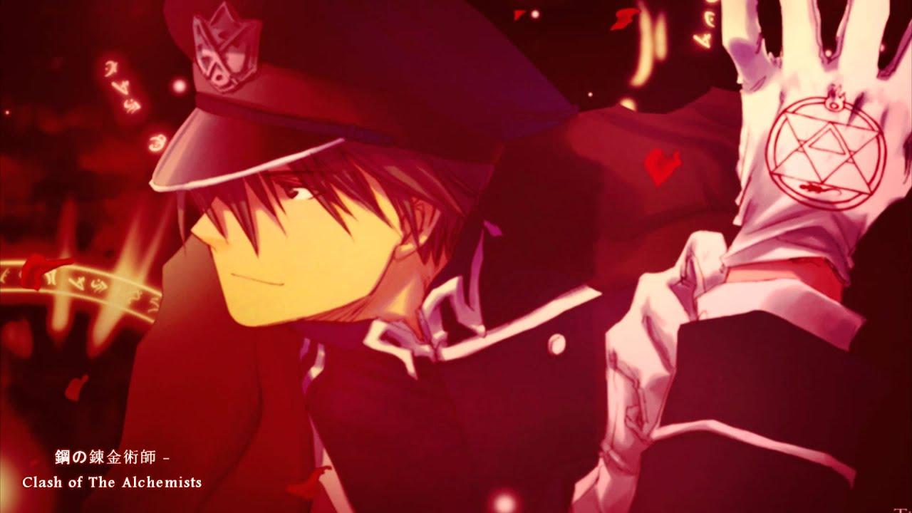 Fullmetal Alchemist Brotherhood OST - Clash of Alchemists ...