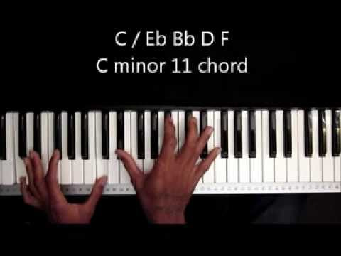 Using The Minor 11 Chord Playbyhear Youtube