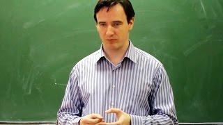 Вадим Чудновский. Ведение урока: о стереотипах (2014)