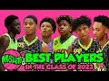 Class of 2023 TOP PLAYERS - Mikey Williams, Elijah Fisher, Cameron Barnes, Rayvon Griffith