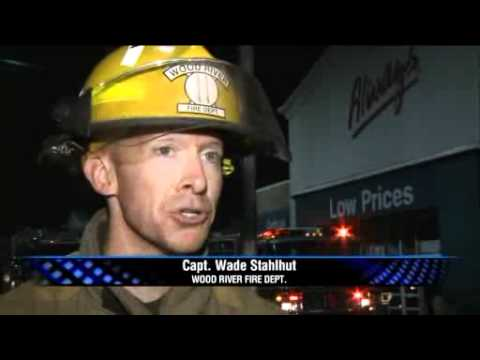 Suspicious Fire Shuts Down Wood River, IL Wal-Mart