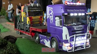 RC trucks and construction machines - Aalen - part 5
