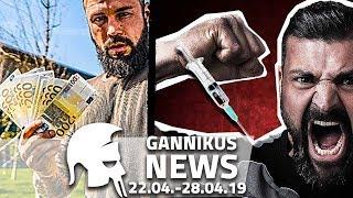 News - Vito erklärt, warum er wieder mit Anabolika anfängt, Jil zeigt seine FIBO Kosten, uvm.