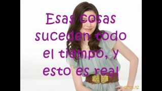 Miranda Cosgrove: Leave it all to me Traducida al español