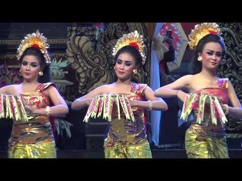 Tari Panyembrahma Banjar Bengkel, Sumerta Kelod 2017