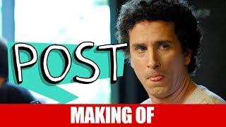 Vídeo - Making Of – Post