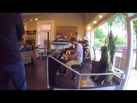 Coffeehouse Series - Sam - Knecht Ruprecht Brick & Mortar Music 5.26.18