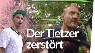 Der Tietzer zerstört – Das Treckerrennen | Kliemannsland