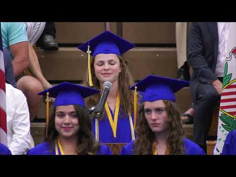 Lyons Township High School   Commencement 2019