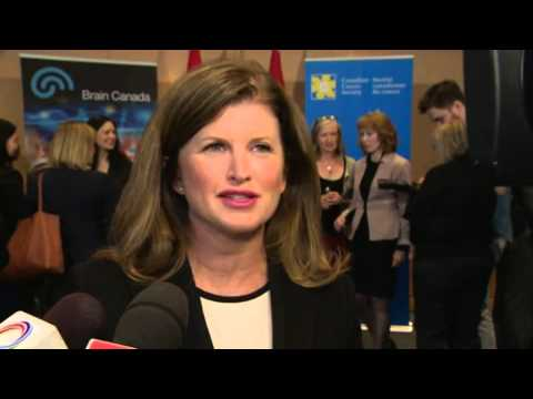 Canadian Health Minister Rona Ambrose on the MMR vaccine
