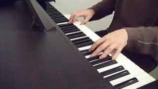 Terranigma - Europe (piano)