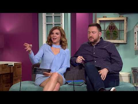 """HELEN PARRY JONES interview """"TV3 6 O'Clock Show"""", Ireland"""