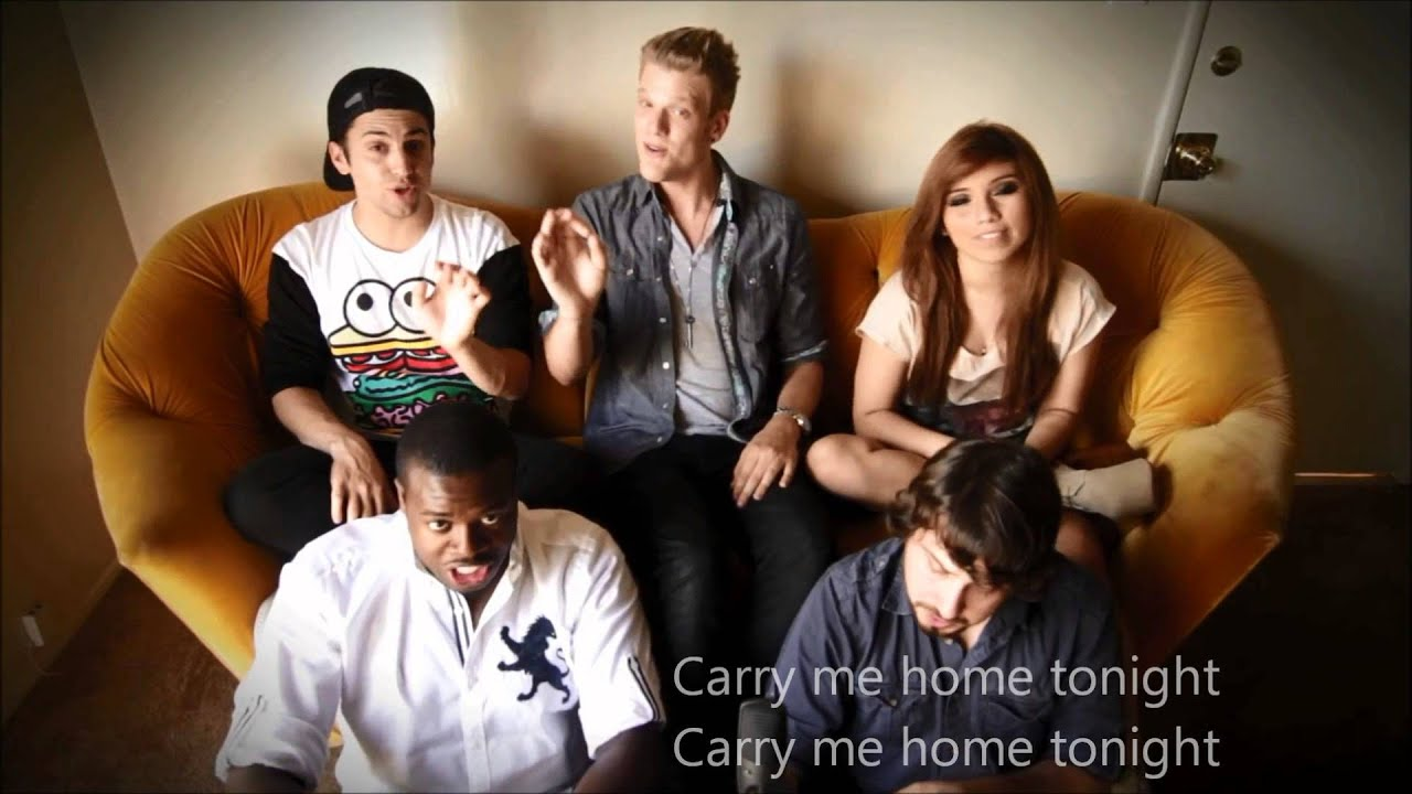 pentatonix we are young