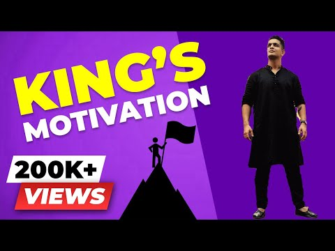 BEST Life Advice That Anyone will EVER give you | KING – Self Belief | BeerBiceps Motivational Video