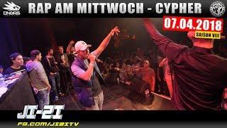 RAP AM MITTWOCH KÖLN: 07.04.18 Die Cypher feat. JI-ZI, TOBI NICE, SKILLA199 uvm. (1/4)