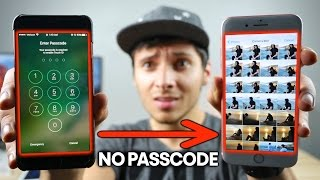 Repeat youtube video How To Unlock ANY iPhone Photos Without Passcode!