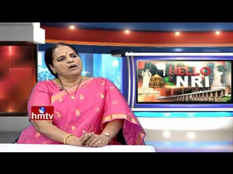 AP Congress Leader Ganga Bhavani Exclusive Interview | Hello NRI | HMTV