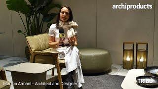 Salone del Mobile.Milano 2018 | TRIBÙ - Monica Armani presenta TAO