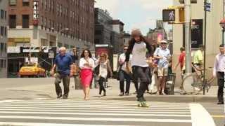 Alexis Rivera Skates NYC