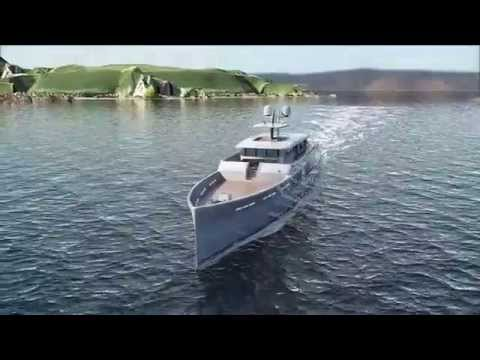 Motor Yacht 164' New Explorer
