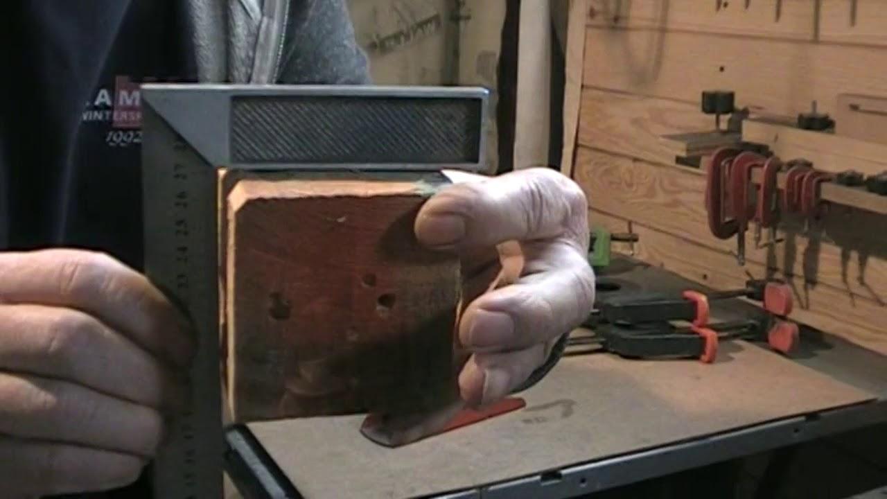 Que Faire Avec Cube De Palette astuce : comment faire un assemblage à 90° avec un cube de palette