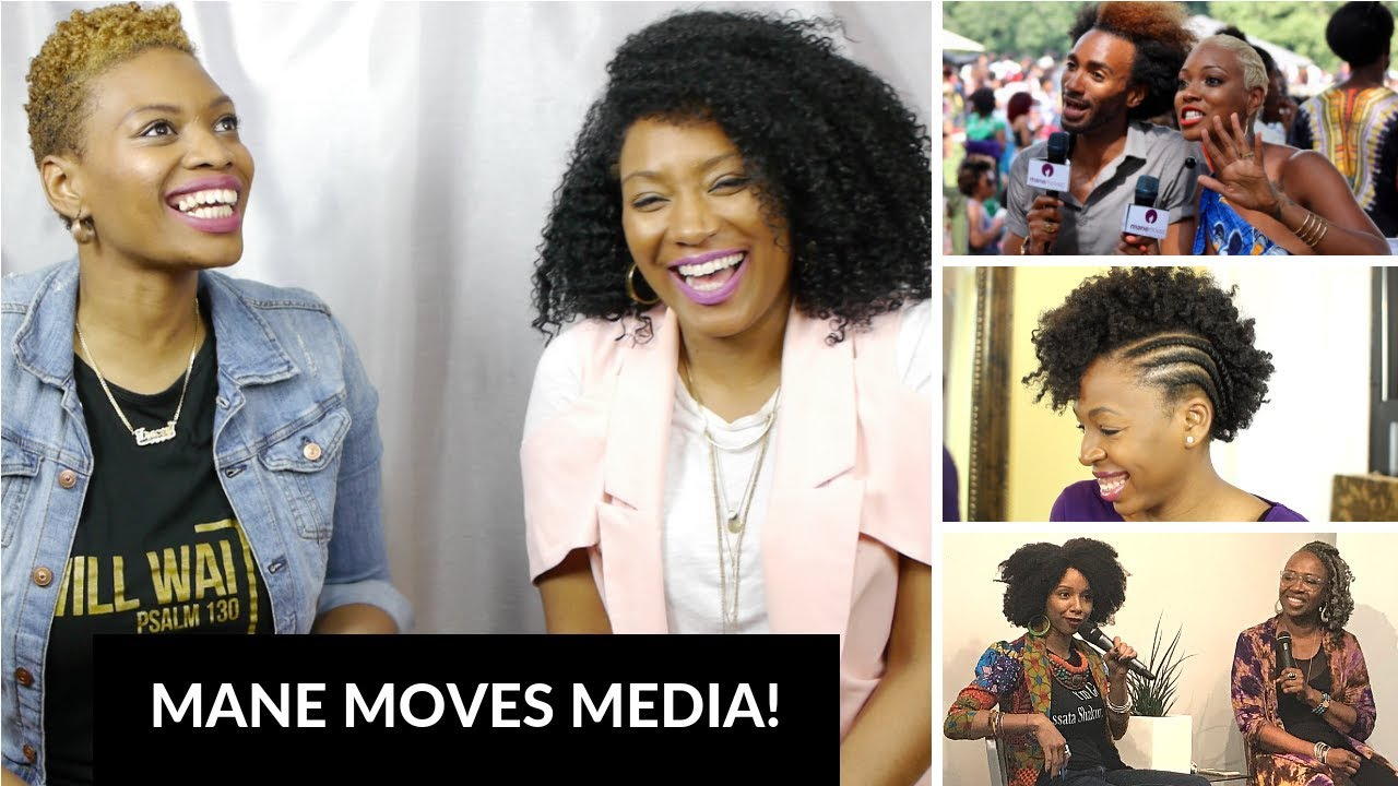 Welcome to Mane Moves Media!