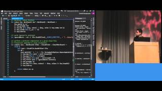 CUFP 2014: MBrace: large-scale programming in F# - Eirik Tsarpalis