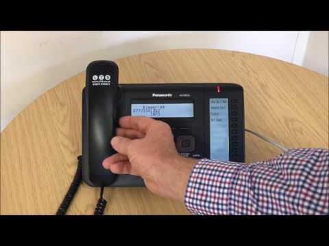 Panasonic NT553 - Basic User Training