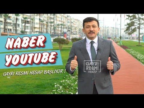 NABER YOUTUBE  - Gayri Resmi Kanalı Başlıyor!