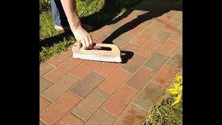 Затирка для швов брусчатки или Чем заполнить швы тротуарной плитки