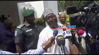 Download Video 'Who is the presidency?', Babachir queries his suspension MP3 3GP MP4