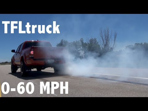 2015 Toyota Tacoma TRD PRO : Is It Capable of On Road Performance?
