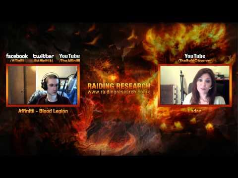 Raiding Research LIVE interview! - 5 / 6