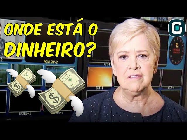 """""""Onde está o DINHEIRO do FUTEBOL?"""", questiona Regiani Ritter (20/02/19)"""
