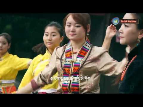 TIBETAN DANCE Tashi Kordro TSEWANG AGYAL,SONAM YESHE, DEGE DAYAYNG, PHURDON,
