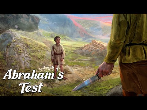 The Test of Abraham: Did Abraham Really Sacrifice His Son? (Biblical Stories Explained)